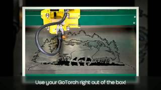 Gotorch - Low Cost Plasma Cutting Table
