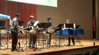 TSO Percussion Quartet - The Songlines - Narell