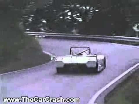 Race Car Hits Deer