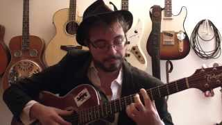 Prayer in C - (Lilly Wood & The Prick) - Tuto guitare + TABS