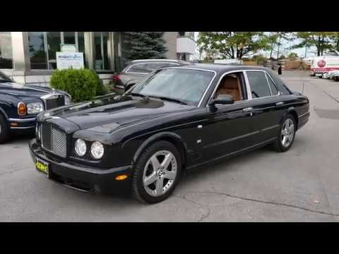 2007 Bentley Arnage in Toronto by Car Inspected