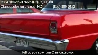 1964 Chevrolet Nova II  for sale in Nationwide, NC 27603 at #VNclassics