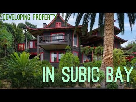 Developing Property in Subic Bay