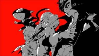 Persona 5 OST 22: Rivers in the Desert extended
