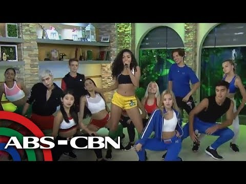 Download UKG: Now United performs 'Summer in the City'