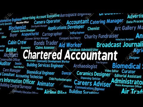 Life of a Chartered Accountant