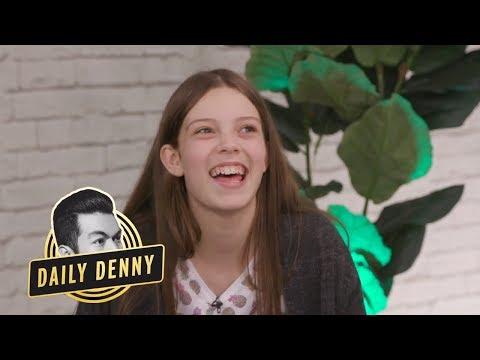 AGT's Courtney Hadwin On Her Musical Idols   #DailyDennyLive