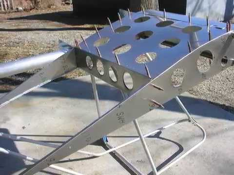 Diy Cnc Router Makes Ultralight Aircraft Youtube