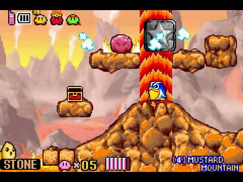 Kirby & the Amazing Mirror: 100% Playthrough (Part 2) on kirby dreamland map, kirby amazing mirror cheats vizzed, donkey kong country 2 map, kirby amazing mirror wiz, kirby and the magic mirror, kirby amazing mirror guide, breath of fire 2 map,