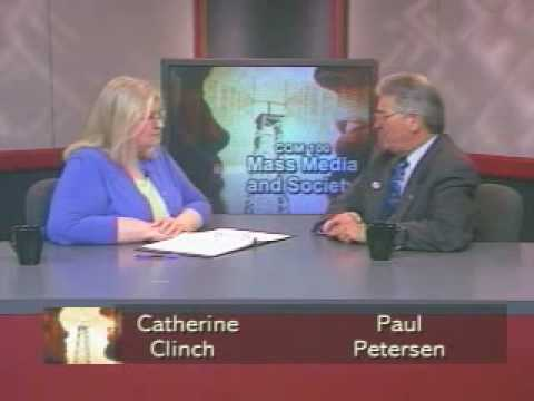Paul Petersen, Former Child Star and child rights activist is interviewed on COM 100 on DHTV