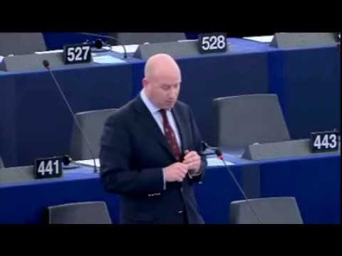 The causes of youth unemployment - Paul Nuttall MEP