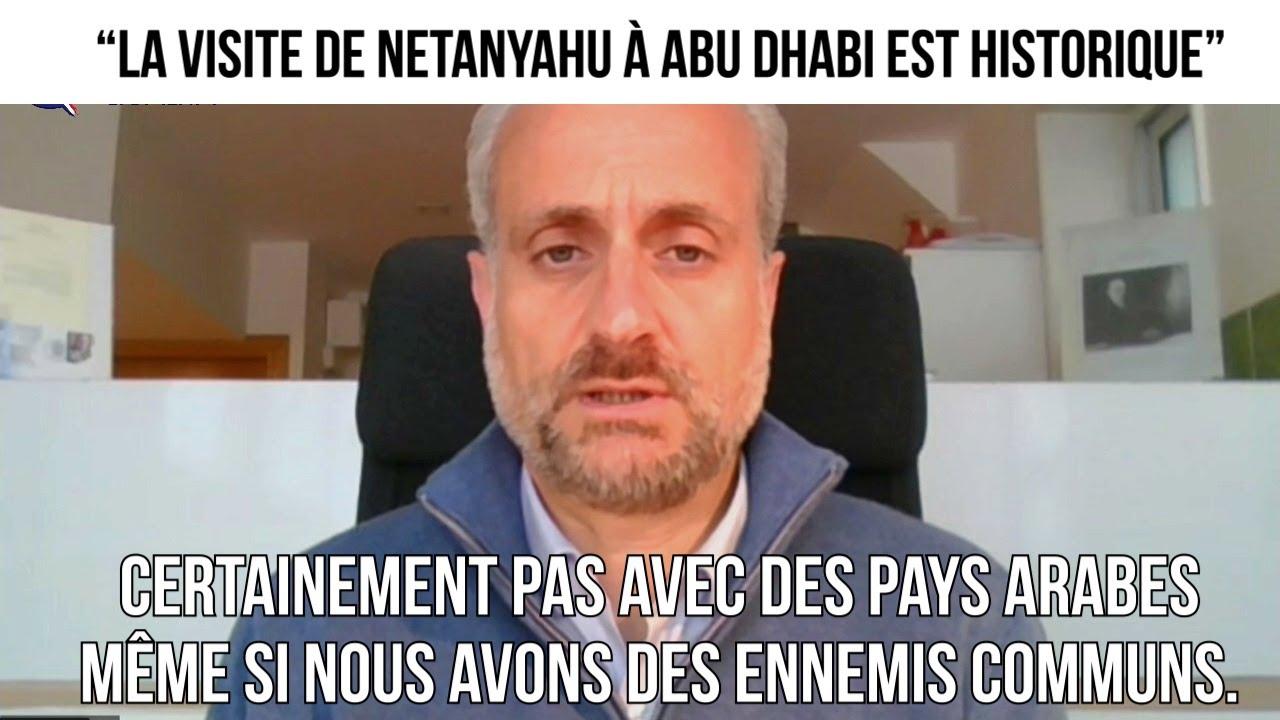 """""""La visite de Netanyahu à Abu Dhabi est historique"""" - L'invité du 11 mars 2021"""