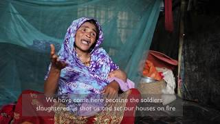 This Rohingya Mum Gave Birth On The Run