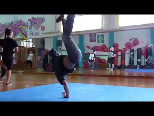 Prama X B.Boy Boogie - Finger Breaking Training 2015 -