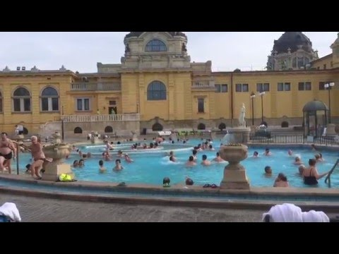 Travel Diary: Prague, Vienna and Budapest