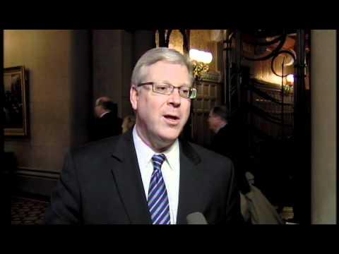 NYS Senator Thomas O'Mara comments on the State of...