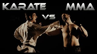 L3DO - Mixed Martial Arts (MMA) vs Karate (Motivational Fight choreography)