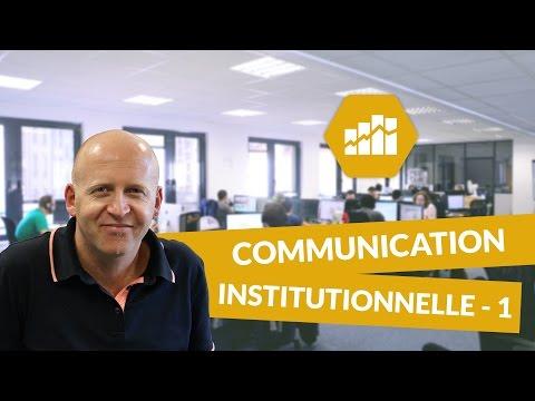 Communication Institutionnelle 1/2 - Marketing - DigiSchool