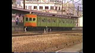 想い出の鉄道シーン25 可部線旧形国電73系