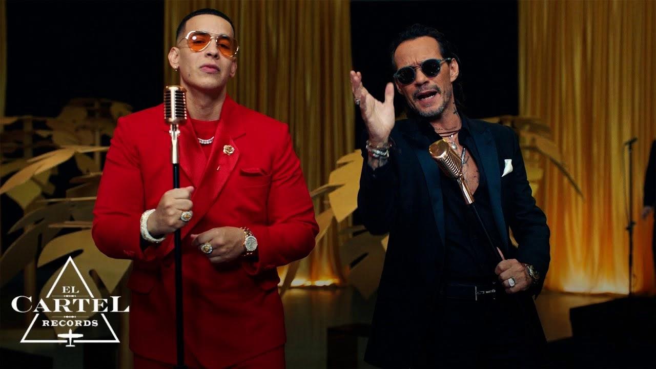 Download Daddy Yankee, Marc Anthony - De Vuelta Pa La Vuelta [1 HORA]