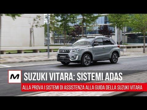 Nuova Suzuki Vitara 2019: ADAS e aiuti alla guida, come funzionano