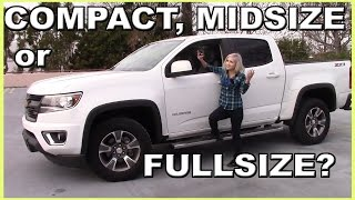 Trucks, From a Short Girl's Perspective | CHEVY COLORADO