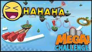 I TRY NOT to LAUGH!!! -Roblox MEGA Challenge!