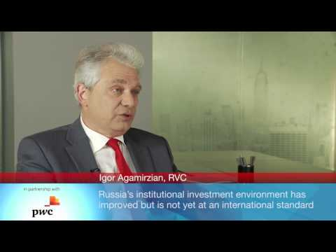 Igor Agamirzian, General Director, Chairman of the Management Board, Russian Venture Company OJSC
