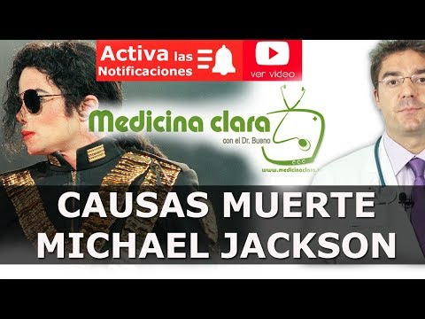 Michael Jackson Death  Medical Analysis about Jacko Death by Dr. Bueno  Medicina Clara