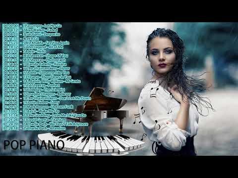 Canciones en piano Música en Inglés