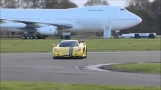 Top Gears Top 10 Power Lap Times