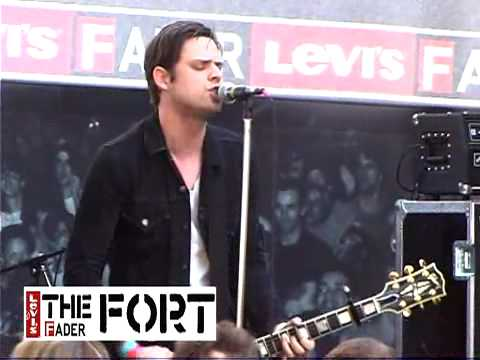 THE STILLS LIVE AT THE LEVI'S®/FADER FORT