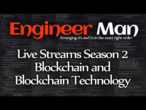 Blockchain and Blockchain Technology - EM Live