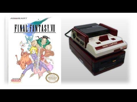 Final Fantasy 7 | NES Hack | Nintendo Classic Mini | Bonus 4 | Nintendo Entertainment System