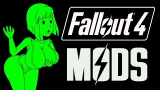 FALLOUT 4 MODS - WEEK #30: Vault Meat, Blood Rain, Futuristic Weapons & More!