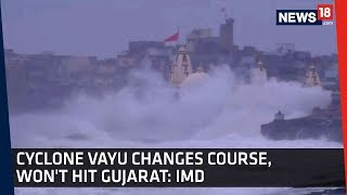 Cyclone Vayu Changes Course, Heavy Rain, Winds Expected