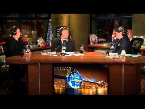 The Artie Lange Show - Jim Breuer (Part #1) - In The Studio