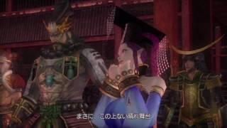Musou Orochi Z - Da Ji, Shin Orochi, Kiyomori Taira Dramatic Gameplay (Part 1/2) (HD)