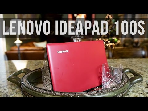 Lenovo Ideapad 100S Review: A $200 Budget Windows 10 Laptop!