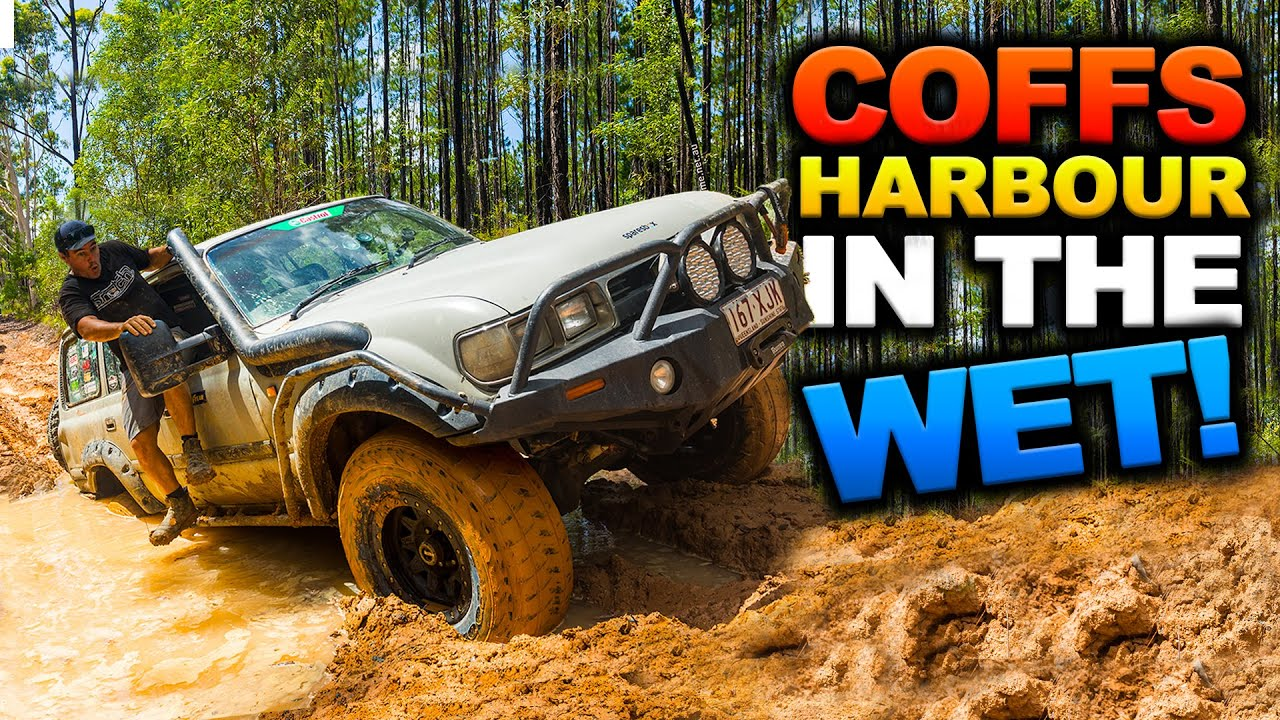 Download EVEN SHAUNO WAS TOO SCARED to drive this 4WD track! Broken Axle 50m in - what happens next?