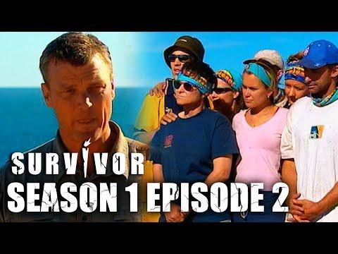 Australian Survivor | SEASON 1 (2002) | EPISODE 2 - FULL EPISODE