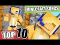 Top 10 Minecraft Songs Animations Parodies Minecraft Song February 2017 Minecraft Song mp3