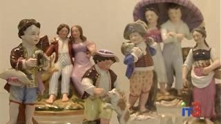 Выставка ко дню рождения основателя музея Александра Белого
