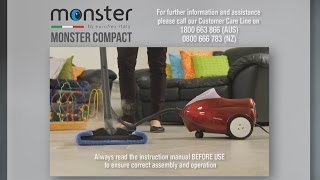 Monster Compact INSTRUCTIONAL DVD