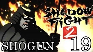 Shadow Fight 2 - Gölge vs Shogun - Boss Battle General çıktı onunda...