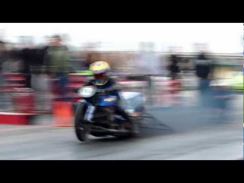 Dragbike-video