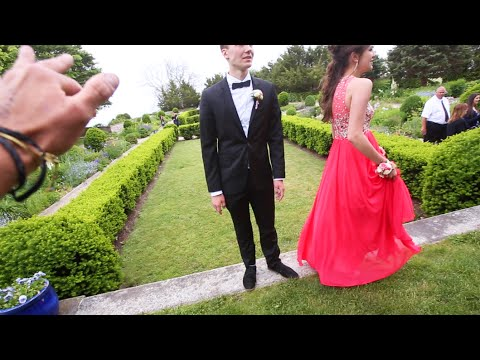 my kid's SENIOR PROM