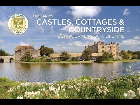 England's Castles, Cottages and Countryside