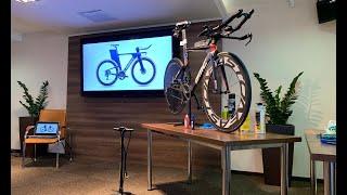 """Tristyle.Education. """"Лекция 3: техническое обслуживание и подготовка велосипеда к гонке"""""""