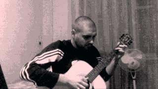 Воспоминания о былой любви. Король и шут. Guitar cover
